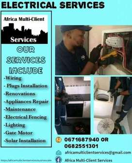 Proffessional Electrical Services