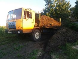 КАЗ 4540 Самосвал