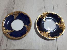 Porcelanowe talerzyki 2 szt. Wawel Polska