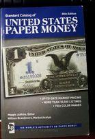 Стандартный каталог США Бумажных денег, тридцать пятый выпуск 2017