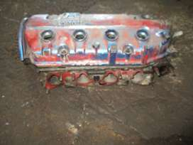 HONDA SH4 BLOCK HEAD AND CYLINDER HEAD