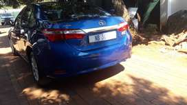 Toyota Corolla Prestige 1.6 Sedan Manual For Sale