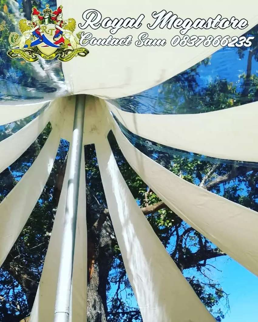 Last week Sale Stretch Tents from R6000 0