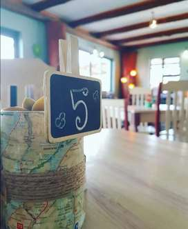 Restaurant and Coffee Shop for Sale