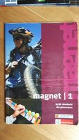 Magnet 1 jezyk niemiecki podręcznik i ćwiczenia gimnazjum