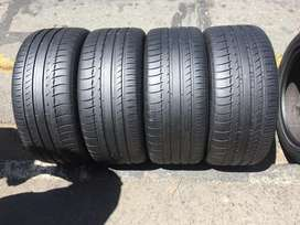 274/45/20 Michelin Tyres