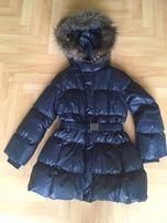 Пуховик куртка пальто пуховое Benetton Бенеттон