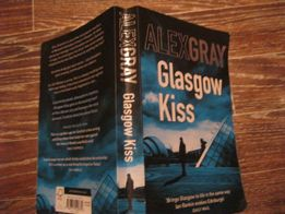 Glasgow Kiss alex gray книга дектив на английском языке британия