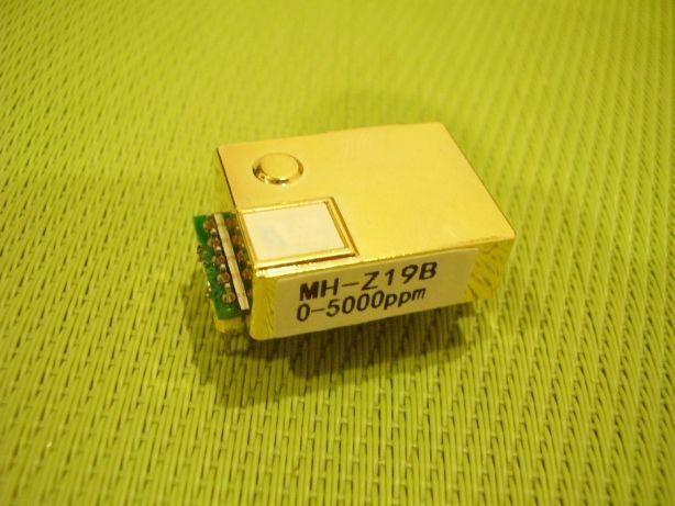 Инфракрасный датчик углекислого газа CO2 MH-Z19 (MH-Z19B) Запорожье - изображение 1