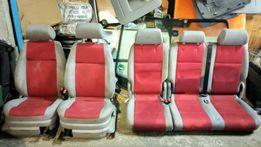 сиденья передние и второго ряда на vw touran caddy (фольксваген кадди