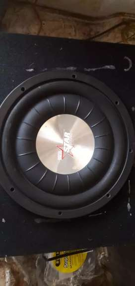 Star sound Digital subwoofer