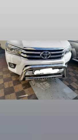 TOYOTA HILUX GD6/REVO/ROCCO FRONT NUDGE BAR