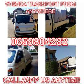 Trucks and bukkies for hire