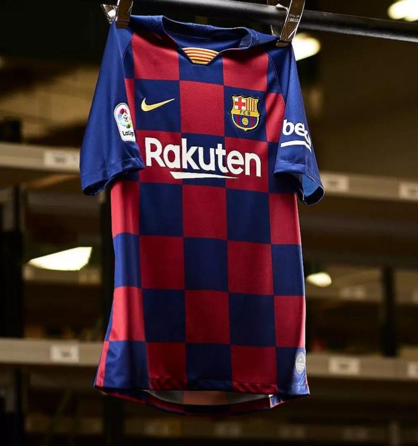 Barcelona home shirt 19/20 0