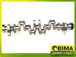 Wał korbowy mwm 6 cylindry Renault 133-14,133-54,155-54,160-94,180-94