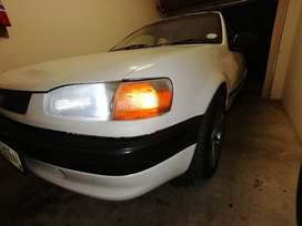 Toyota corolla 1999 model Baby Camry for sale. Still in Mint condition
