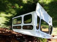 Image of Double cab steel hilux 2.2 canopy