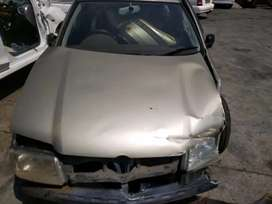 VW Jetta 4 1.6 Now Stripping For Spares