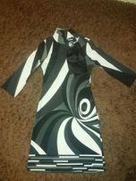 Эффектное женское платье, нарядное