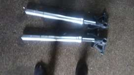 2 shocks have been redone zx 9 or zx 10