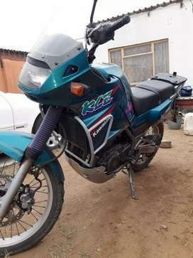 Kawasaki KLE500 for 27K