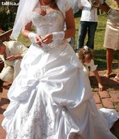 Suknia ślubna z kolekcji Maggie Sottero - model Monalisa Royale