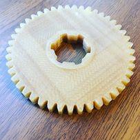 Шестерни,колеса коченея, детали , изготовление из пластика