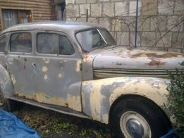 Автомобіль Opel Capitan 1939 року