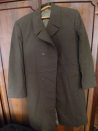 Военное плащ-пальто