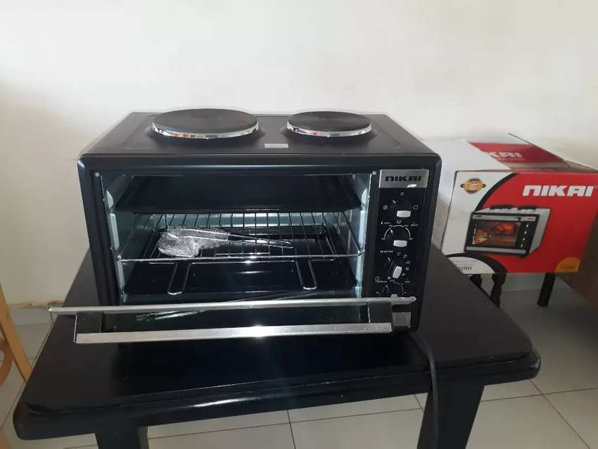 Brand new Oven and cooker 0