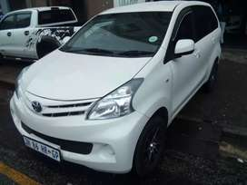 2013 Toyota Avanza 1.5 For Sale.