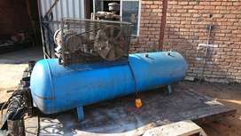 3 Phase Industrial compressor