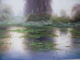 Картина Пейзаж масло 40х60