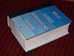 Wielki Słownik Ortograficzno-Fleksyjny Sas M. R. Turczyn