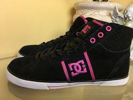 Кроссовки для скейтборда р 38 (замша)
