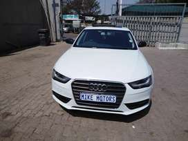 2012 Audi A4 2.0  dti  dsg with leather seats
