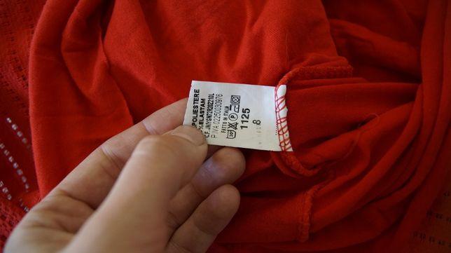 sukienka czerwona wizytowa balowa Poznań - image 3