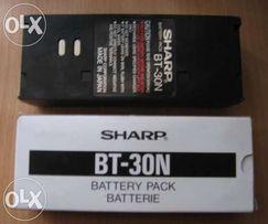 Аккумулятор SHARP BT-30N для видеокамеры