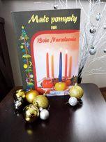 Małe pomysły na Boże Narodzenie