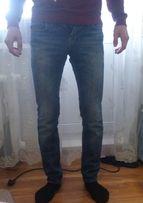 Мужские модные джинсы