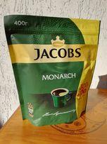 Кофе якобс монарх 400 грамм (Jacobs Monarch)