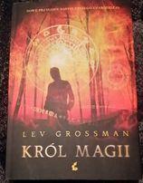 Król magii Grossman Lev