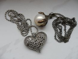 biżuteria wisiorki bransoletka cz. 3