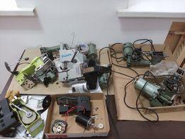 Запчасти и ремонт мешкозашивочных машинок GK9-2 SF-26 A1 KR-2700 KR-30