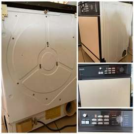Miele tumble dryer
