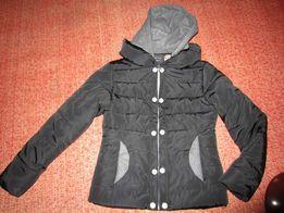 Куртка осень-зима 42-44 новая