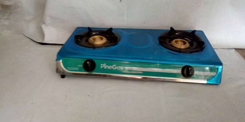 PINE GAS TWO BURNER 0