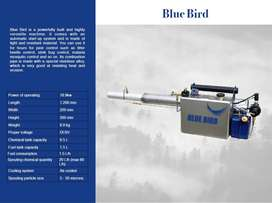 BLUE BIRD Thermal Fogging Machine - Now In Stock.