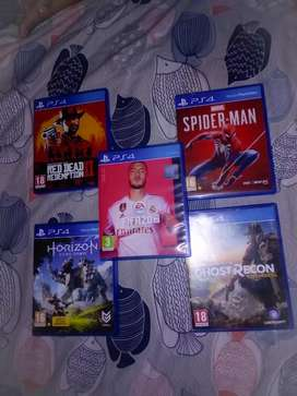 PS4 games for Sell has a (BUNDLE)