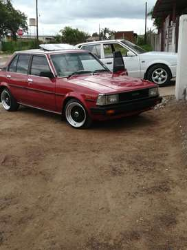 Toyota corolla sprinter full house